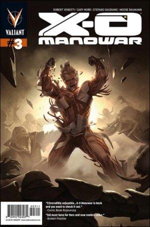 X-O Manowar # 3 Issues V3 (2012 - 2016)