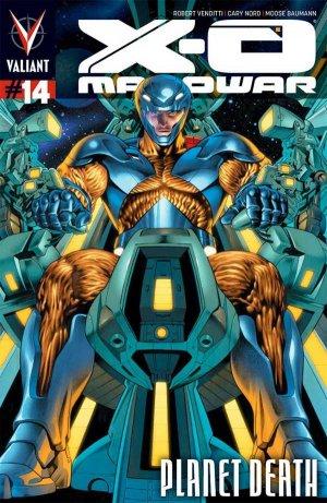 X-O Manowar # 14 Issues V3 (2012 - 2016)