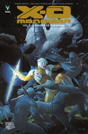 X-O Manowar édition TPB softcover (souple) - Issues V3 (2013 - 2015)