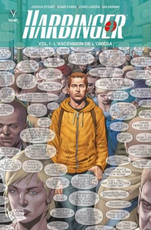 Harbinger édition TPB softcover (souple) - Issues V2