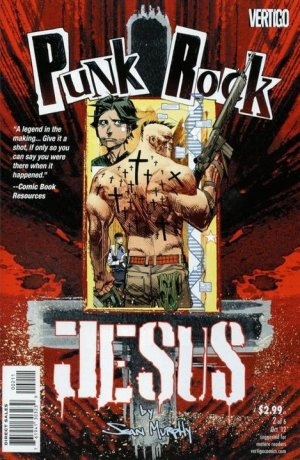 Punk Rock Jesus # 2 Issues