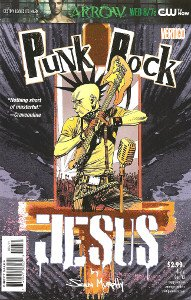 Punk Rock Jesus # 4 Issues