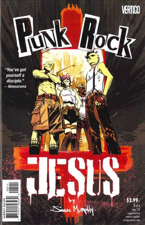 Punk Rock Jesus # 5 Issues
