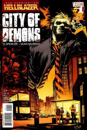 Hellblazer - City of Demons édition Issues