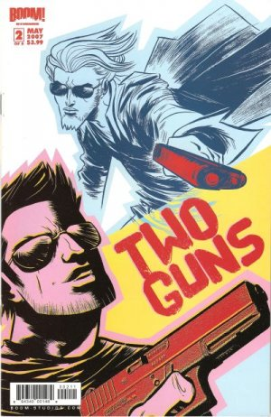 Two Guns # 2 Issues
