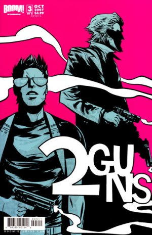Two Guns # 3 Issues