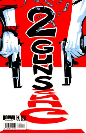 Two Guns # 4 Issues