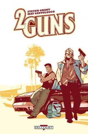 Two Guns édition TPB hardcover (cartonnée)