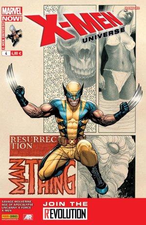 X-Men Universe # 4