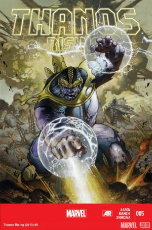 Thanos - L'Ascension de Thanos # 5 Issues (2013)