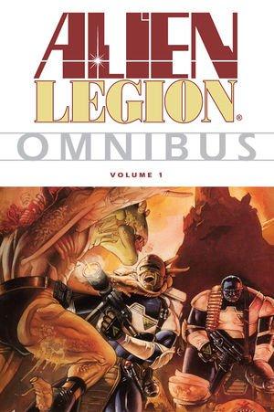 Alien Legion édition Intégrale Omnibus