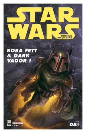 Star Wars comics magazine # 5