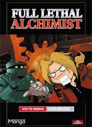 Full Lethal Alchimist édition SIMPLE