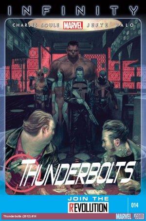 Thunderbolts # 14 Issues V2 (2012 - 2014)