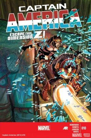 Captain America # 10 Issues V7 (2012 - 2014)