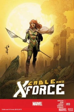 Cable and X-Force # 13 Issues (2012 - 2014)