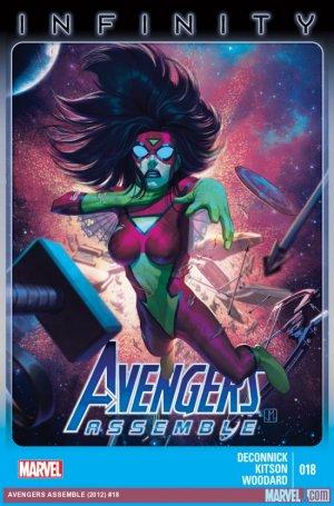 Avengers Assemble # 18 Issues V2 (2012 - 2014)