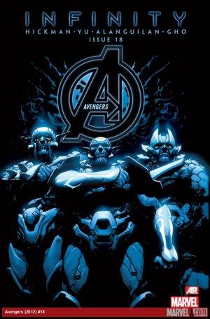 Avengers # 18 Issues V5 (2012 - 2015)