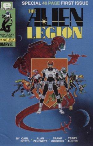 Alien Legion édition Issues V1 (1984 - 1987)