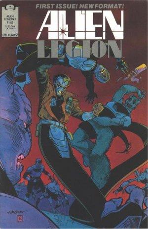 Alien Legion édition Issues V2 (1987 - 1990)