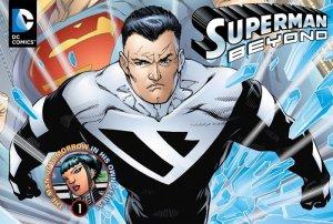 Superman Beyond édition Issues V1 Suite (2012 - 2013) - Digital