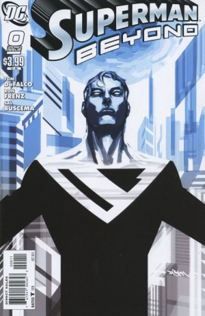 Superman Beyond édition Issues V1 (2011)