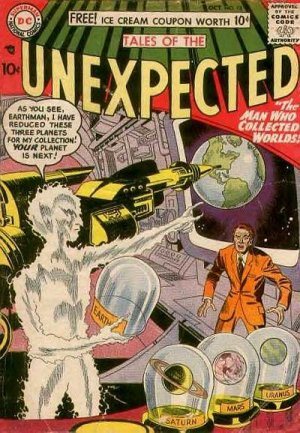 Tales of the Unexpected # 18 Issues V1 (1956 - 1968)