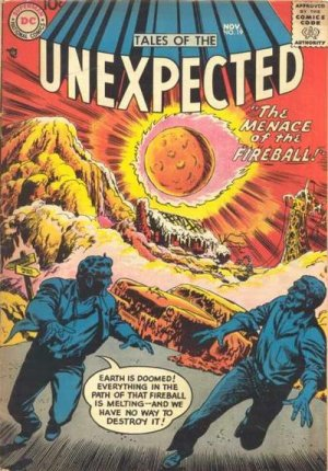 Tales of the Unexpected # 19 Issues V1 (1956 - 1968)