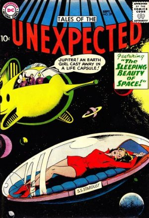 Tales of the Unexpected # 29 Issues V1 (1956 - 1968)