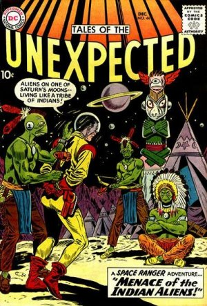 Tales of the Unexpected # 44 Issues V1 (1956 - 1968)