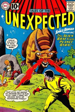Tales of the Unexpected # 65 Issues V1 (1956 - 1968)