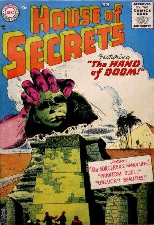 Maison des secrets édition Issues V1 (1956 - 1978)