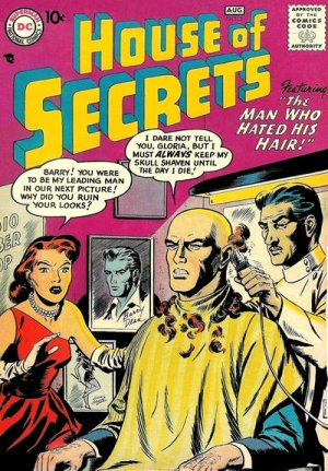 Maison des secrets # 5