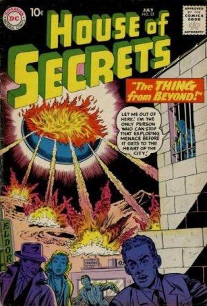 Maison des secrets # 22