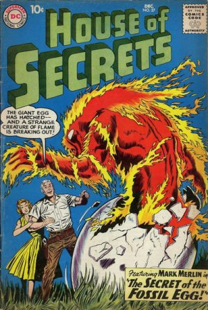 Maison des secrets # 27 Issues V1 (1956 - 1978)