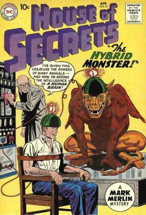 Maison des secrets # 31 Issues V1 (1956 - 1978)