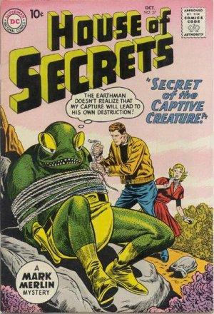 Maison des secrets 37 - Secret of the Captive Creature