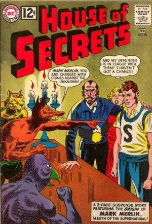 Maison des secrets 58