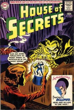 Maison des secrets # 61