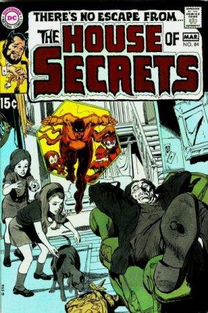 Maison des secrets 84 - Graveyards Are Silent Places ...