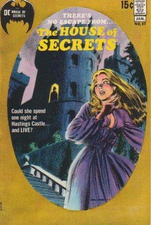 Maison des secrets 89 - Where Dead Men Walk!