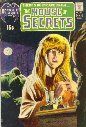 Maison des secrets # 92 Issues V1 (1956 - 1978)