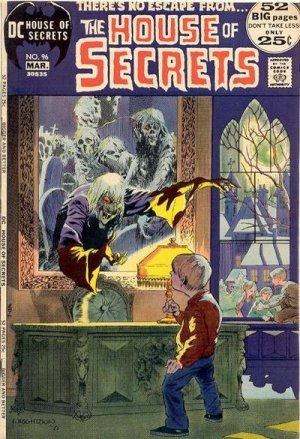 Maison des secrets # 96 Issues V1 (1956 - 1978)