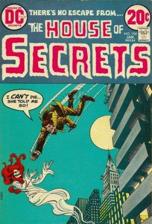 Maison des secrets # 104 Issues V1 (1956 - 1978)