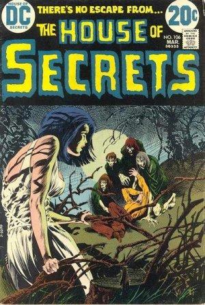Maison des secrets # 106 Issues V1 (1956 - 1978)