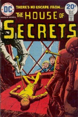 Maison des secrets # 117 Issues V1 (1956 - 1978)