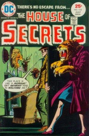 Maison des secrets # 133