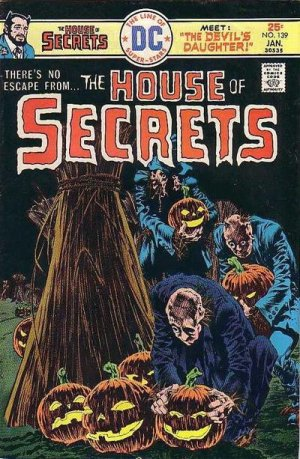 Maison des secrets # 139 Issues V1 (1956 - 1978)