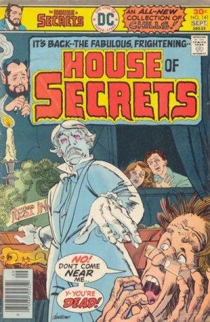 Maison des secrets # 141 Issues V1 (1956 - 1978)