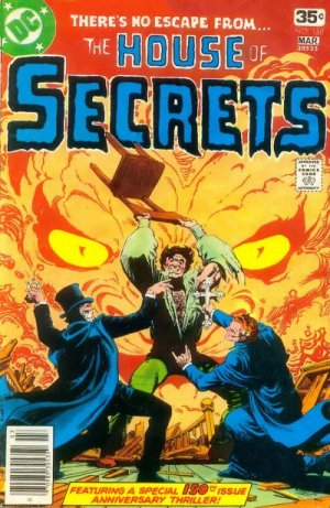 Maison des secrets # 150 Issues V1 (1956 - 1978)